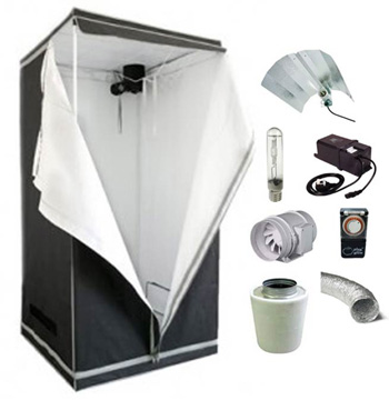 Complete Indoor Grow Tent  sc 1 st  Hydro Herb Africa : indoor growing tents kits - memphite.com