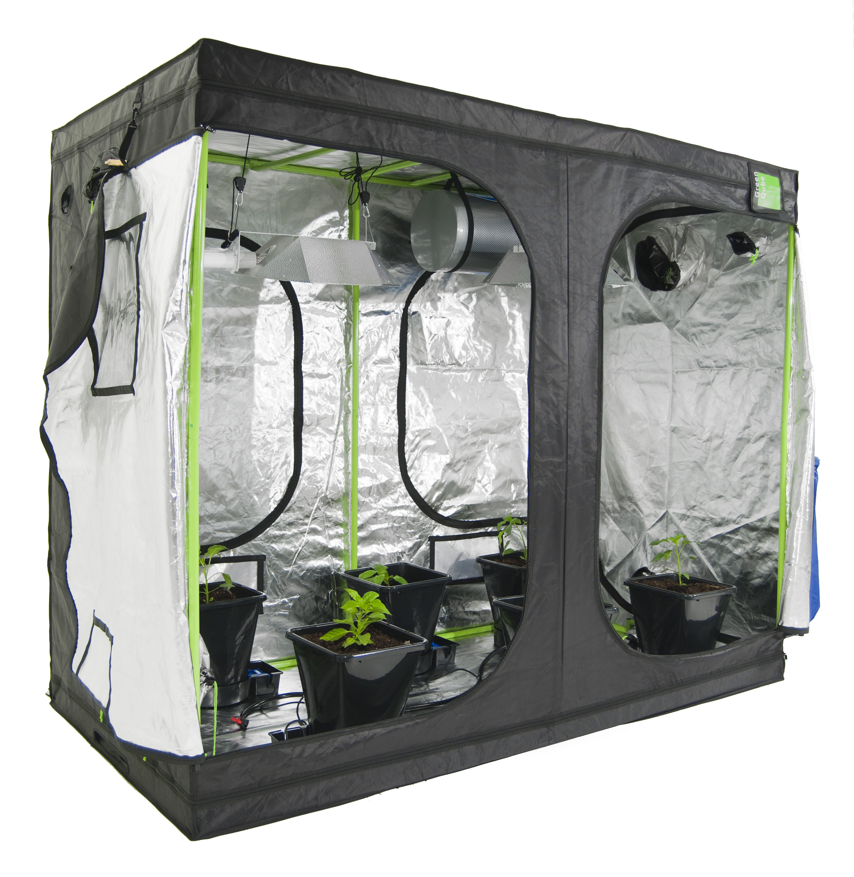 Step by Step on setting up your grow tent !  sc 1 th 227 : vertical grow tent - memphite.com