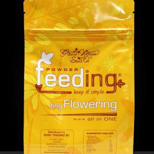 greenhouse seeds powder feeding
