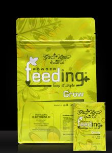 Greenhouse Seeds Powder Feeding GROW