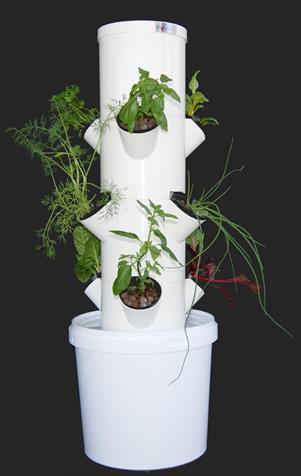 9 Plant vertical system