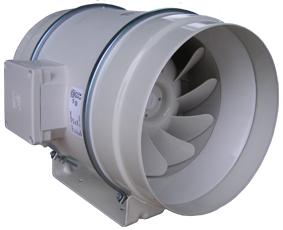 imf silent centrifugal fan