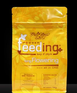 greenhouse seeds powder feeding